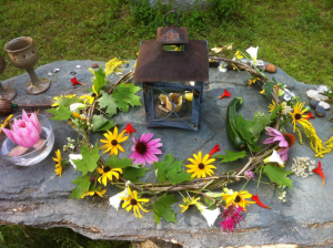 Community Lughnasadh Feast and Ceremony @ Dreamland